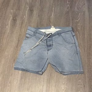 Diesel swim denim!
